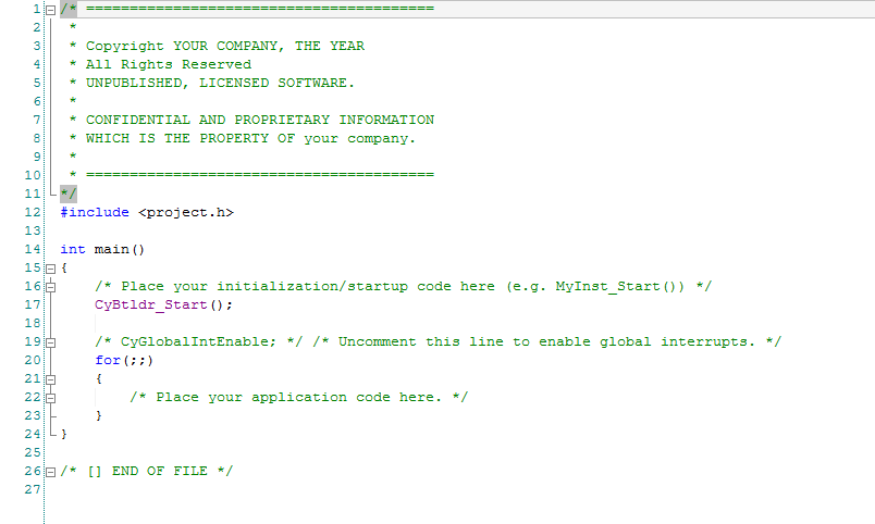 BootloadingFirmware