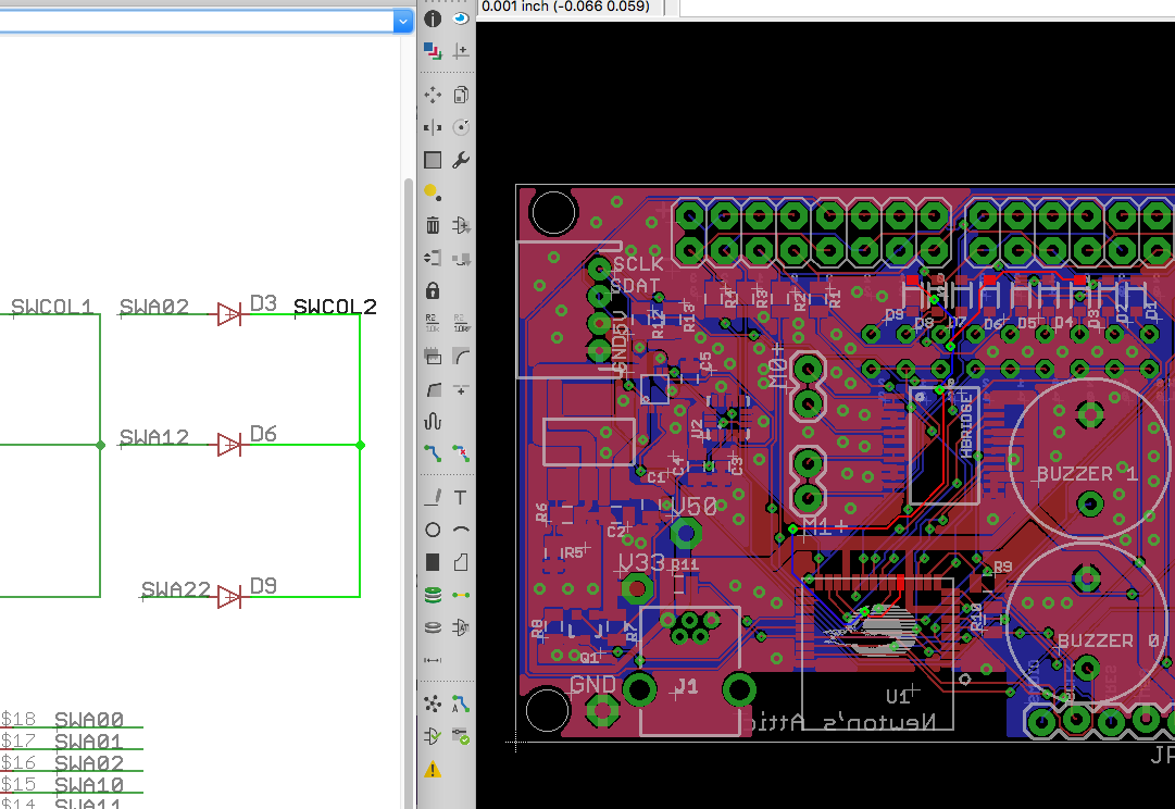 Eagle PCB Layout Guidelines + OSH Park - IoT Expert