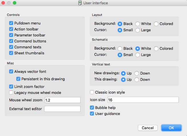 Eagle PCB Vector Font