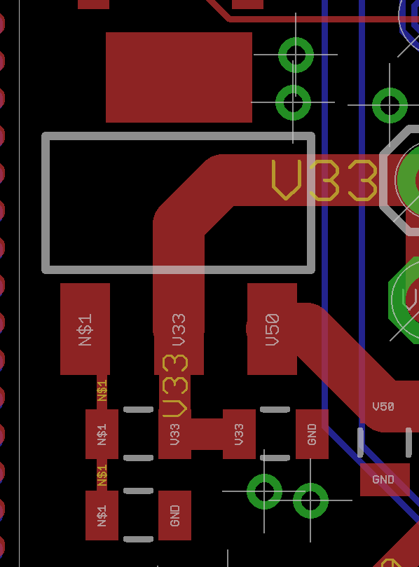 LM317 Layout