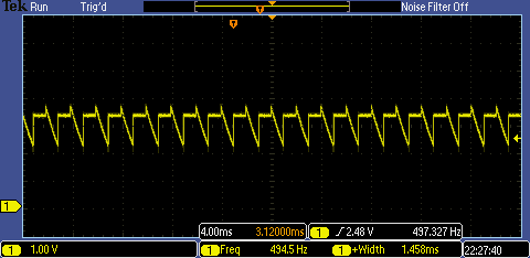 Crazy PWM Output