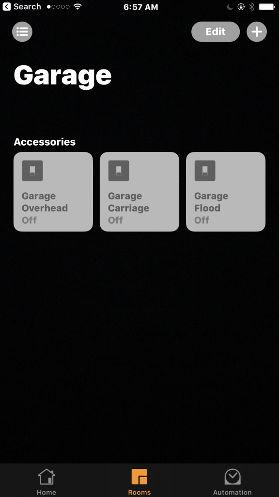 Apple Homekit App