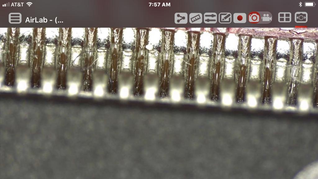 iOS Leica Airlab