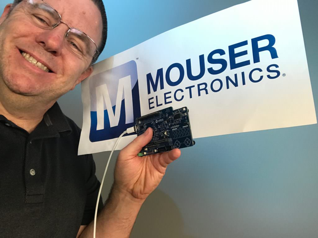 PSoC 6 and Mouser