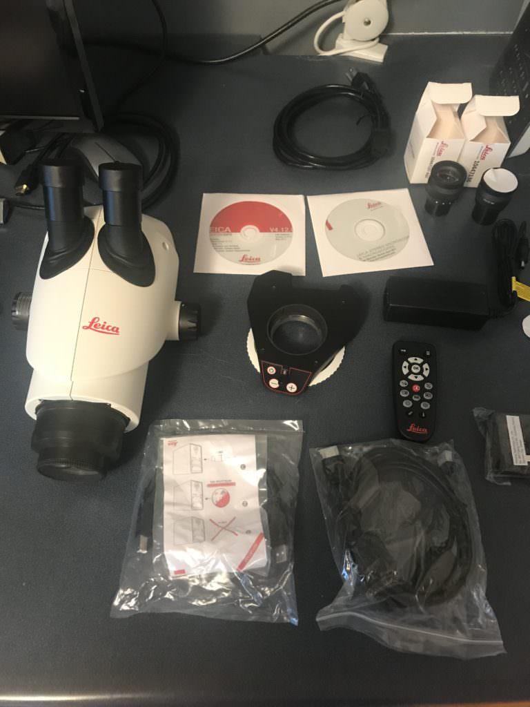 Leica S9I Parts