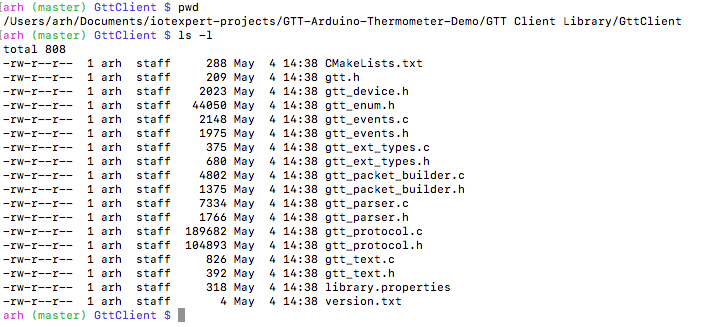 Matrix Orbital GTT43A: Driver Library - Part 1 - IoT Expert
