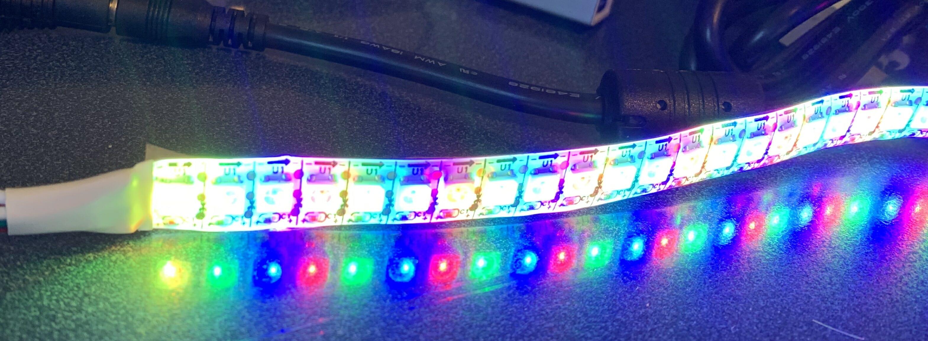 PSoC 6, DMA & WS2812 LEDs - IoT Expert